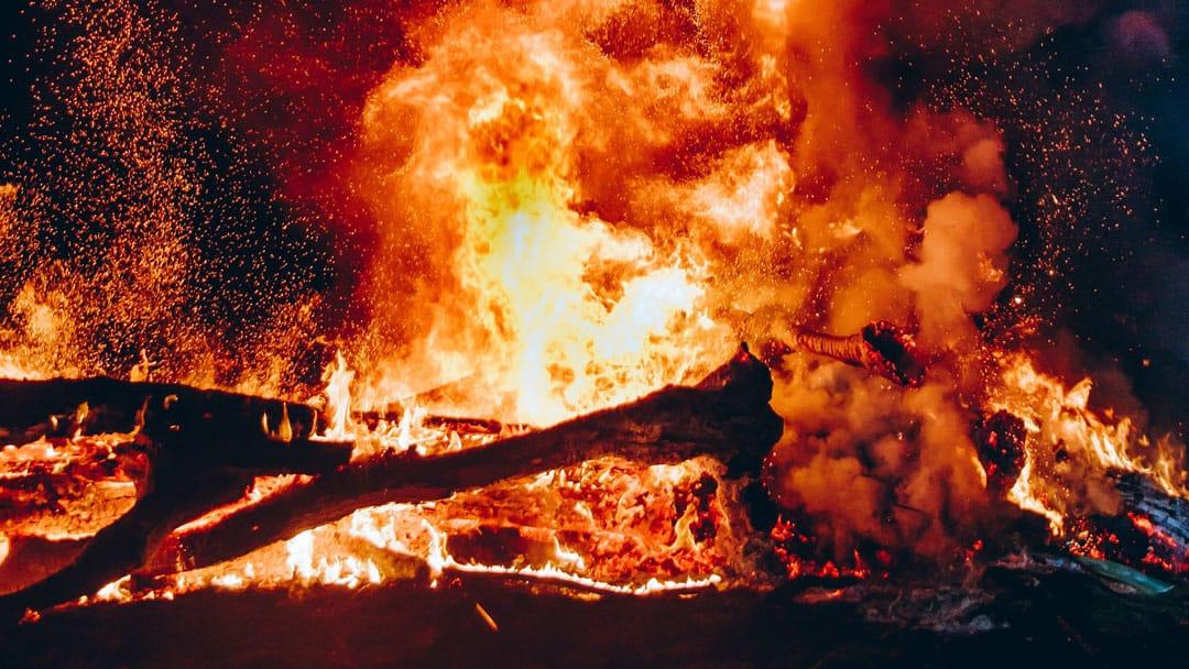 Smoke, Flames, & Miracles